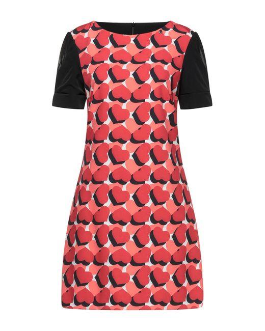 Vestito corto di Rinascimento in Red