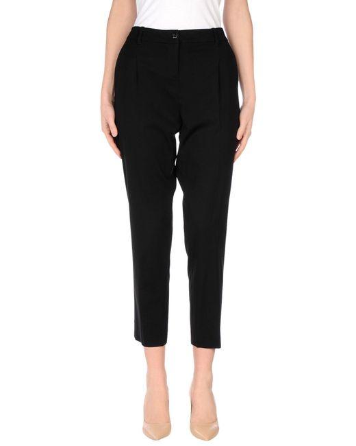 Liu Jo - Black Casual Pants - Lyst