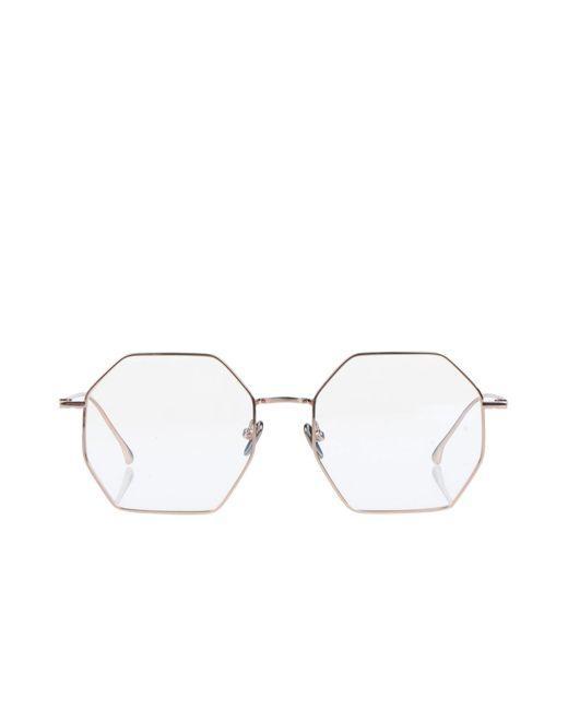 Monture de lunettes Komono en coloris Metallic