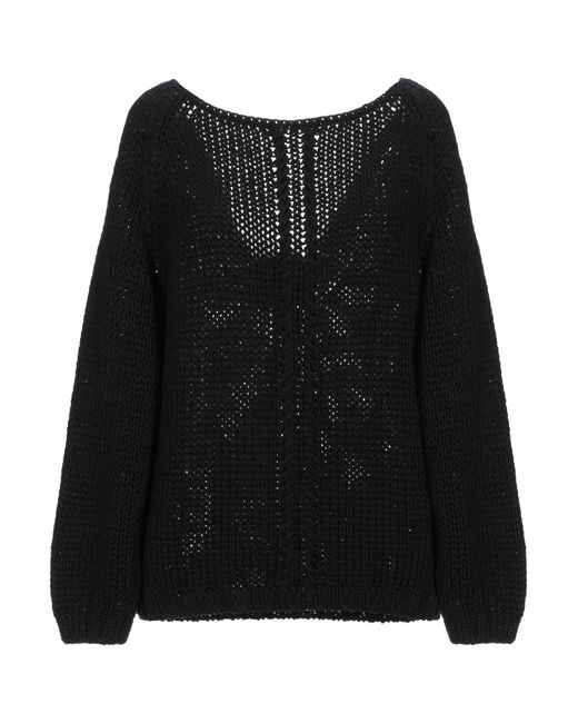 Pullover Alberta Ferretti en coloris Black