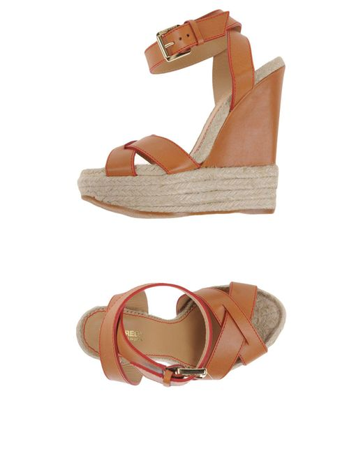 DSquared² - Brown Espadrilles - Lyst