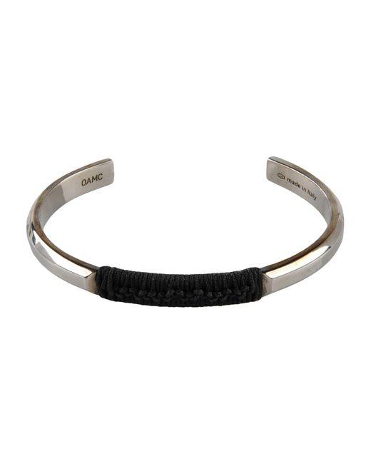 OAMC - Metallic Bracelet - Lyst