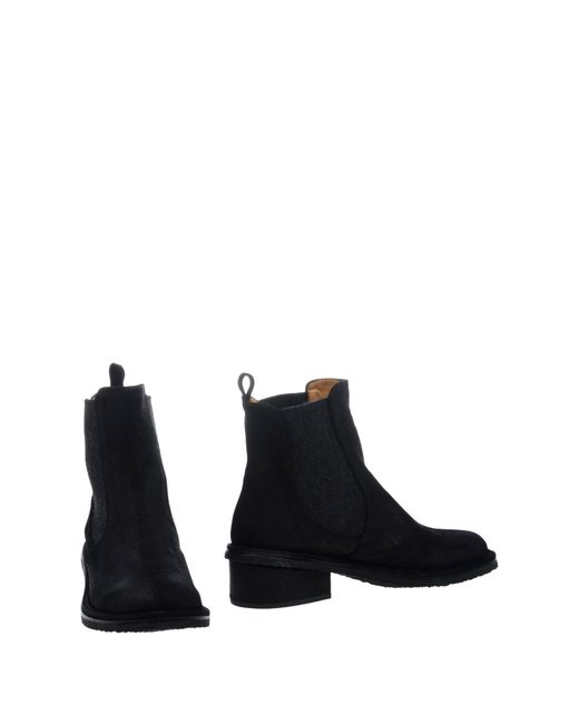 Audley | Black Ankle Boots | Lyst