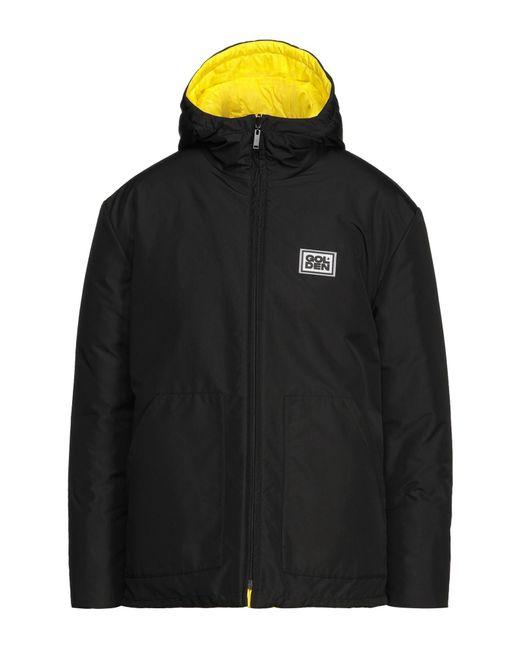 Golden Goose Deluxe Brand Black Synthetic Down Jacket for men