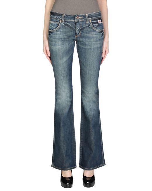 Roy Rogers Blue Denim Pants