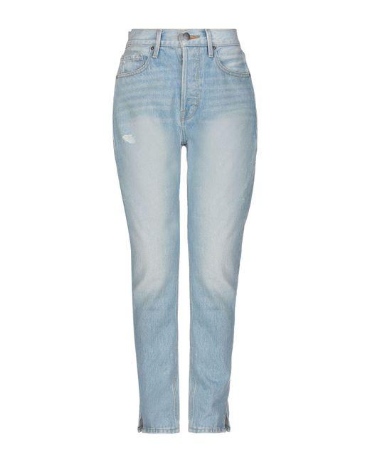 Pantaloni jeans di FRAME in Blue