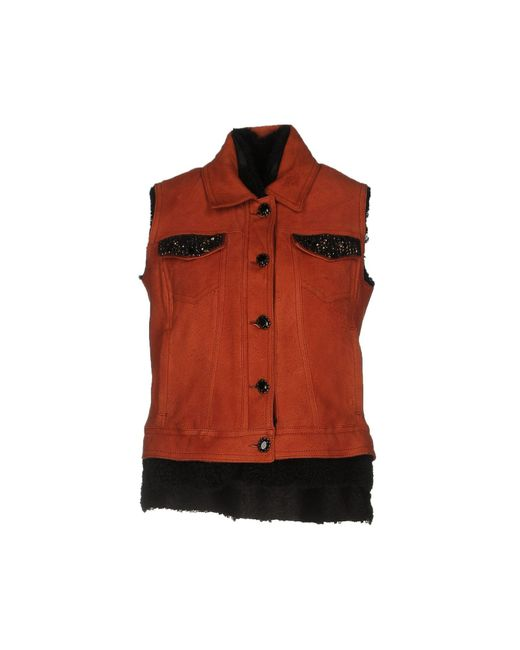 Alviero Martini 1A Classe | Red Jacket | Lyst
