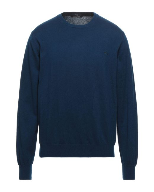 Harmont & Blaine Blue Sweater for men