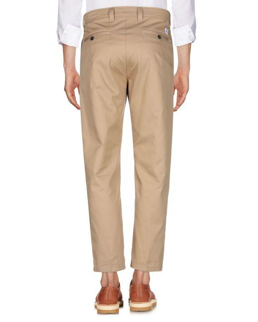 Department 5 Pantalon homme de coloris neutre