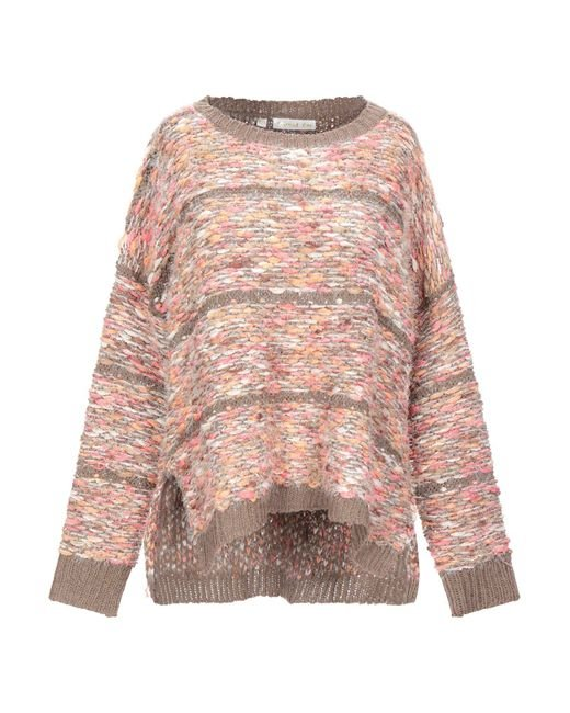 Pullover Care Of You de color Brown