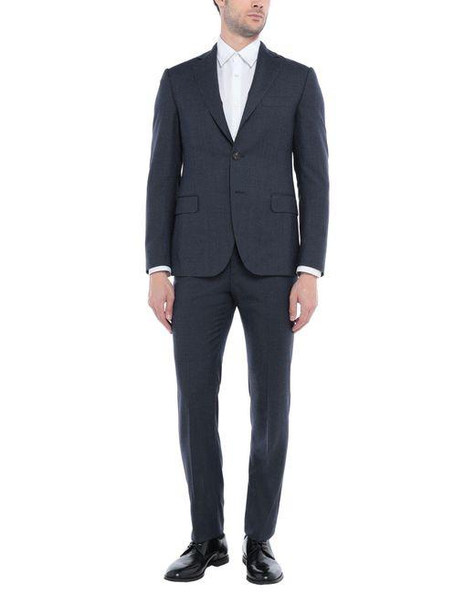 Pal Zileri Blue Suit for men