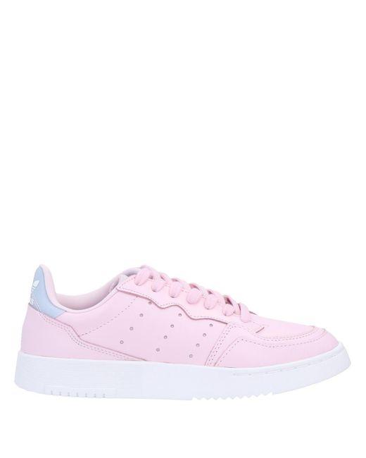 Adidas Originals Pink Low-tops & Sneakers
