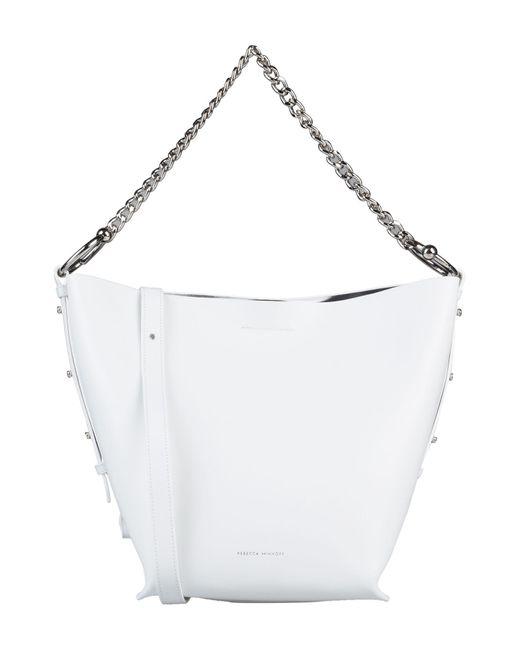 Rebecca Minkoff White Shoulder Bag