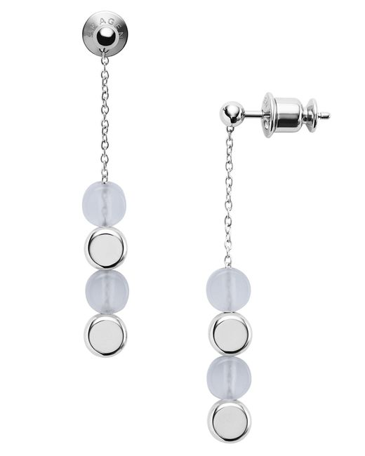 Skagen Metallic Earrings