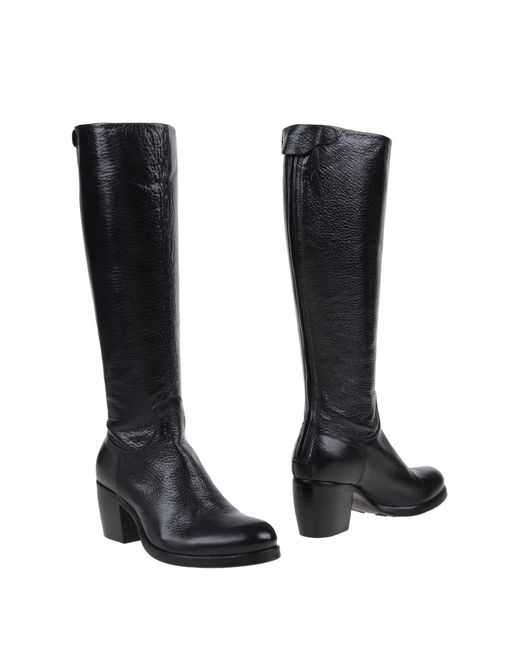 Rocco P   Black Boots   Lyst