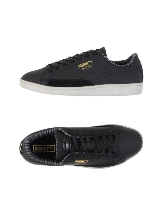 PUMA | Black Low-tops & Sneakers for Men | Lyst