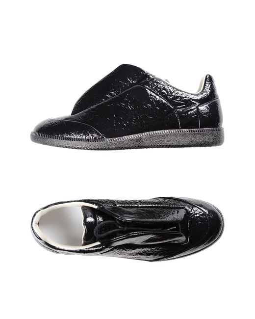 Maison Margiela | Black Low-tops & Sneakers | Lyst
