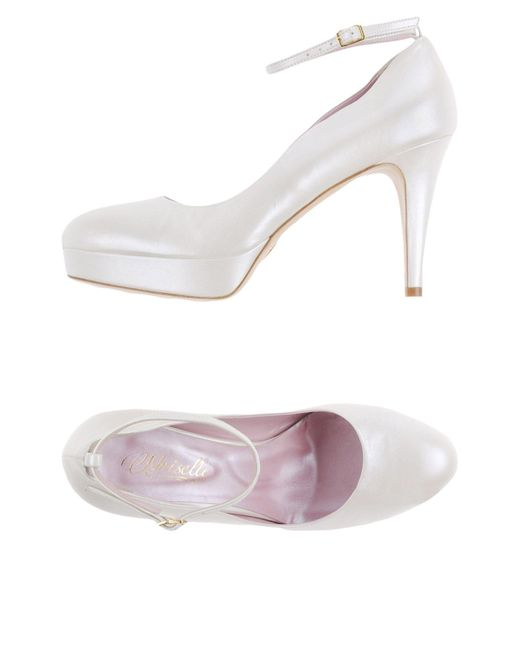 Noiselle By Eh | White Pump | Lyst