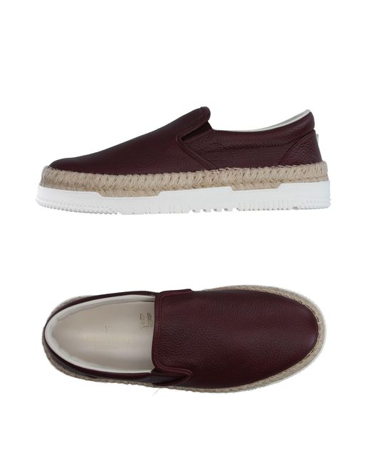 Valentino | Purple Low-tops & Sneakers for Men | Lyst