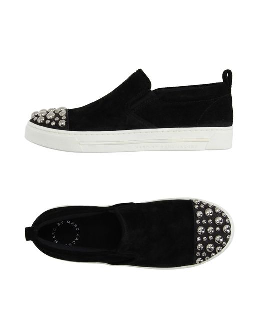 Marc By Marc Jacobs | Black Low-tops & Sneakers | Lyst