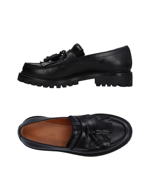Car Shoe | Black Loafer for Men | Lyst