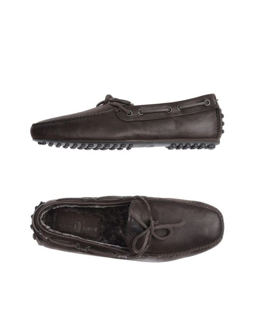 Car Shoe | Brown Loafer for Men | Lyst
