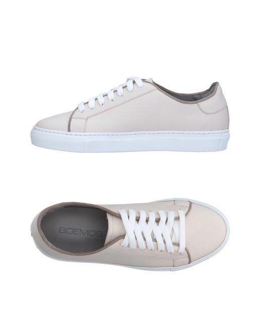 Boemos | Natural Low-tops & Sneakers | Lyst