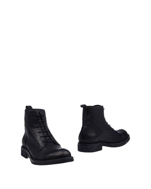 Pedro Garcia | Black Ankle Boots for Men | Lyst