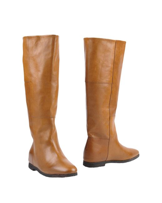 Boemos | Brown Boots | Lyst