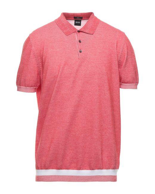 Pullover di BOSS by Hugo Boss in Pink da Uomo