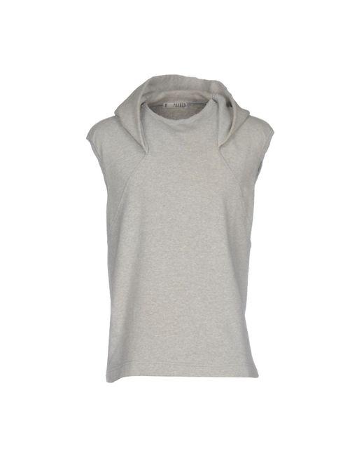 Prever   Gray Sweatshirt for Men   Lyst