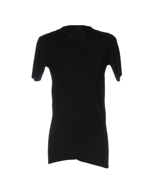 Lost & Found | Black T-shirt for Men | Lyst