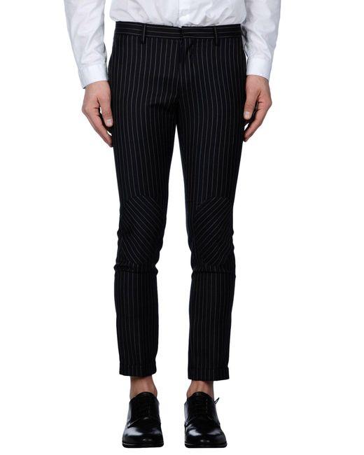 Christopher Kane - Black Casual Pants for Men - Lyst
