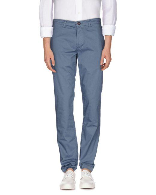 Rrd Blue Casual Trouser for men