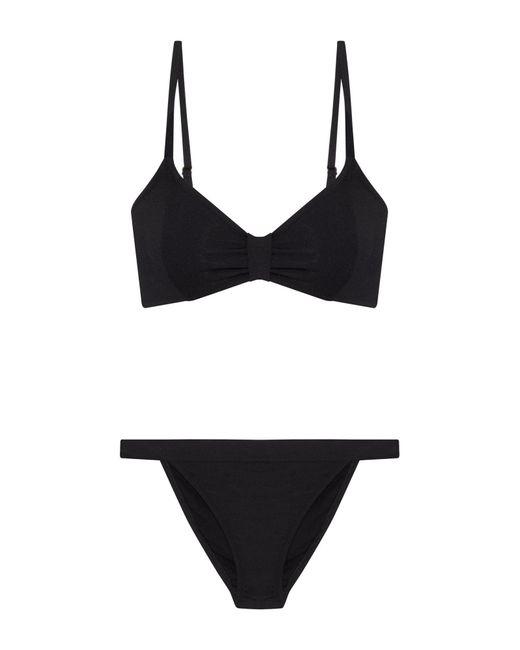 Iris & Ink Black Bikini