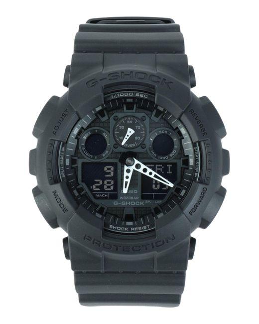 Montre de poignet G-Shock pour homme en coloris Black