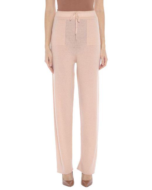 Pantalon Pinko en coloris Pink
