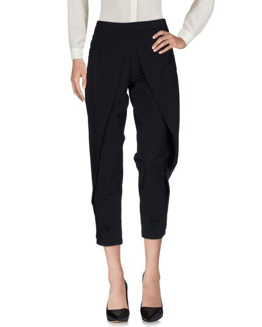 Fabi | Black Casual Trouser | Lyst