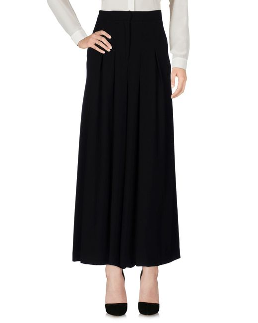 Ottod'Ame   Black Casual Pants   Lyst