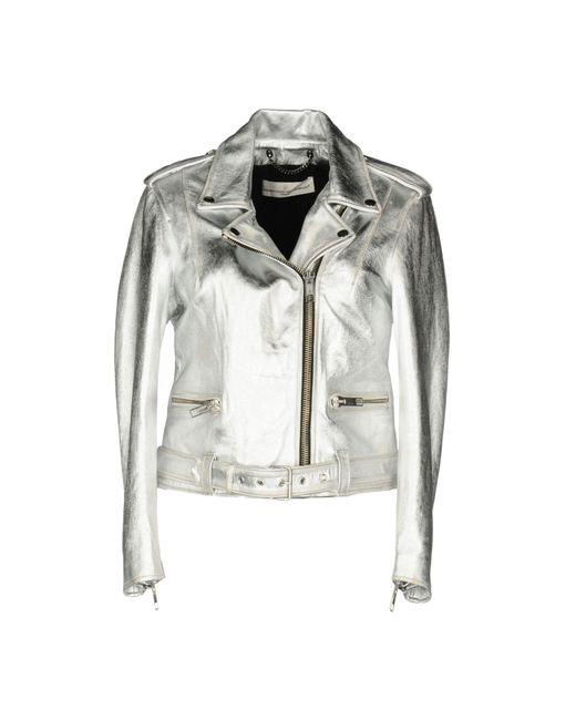 Blouson Golden Goose Deluxe Brand en coloris Metallic