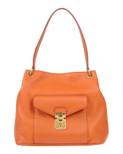 Miu Miu - Orange Handbags - Lyst