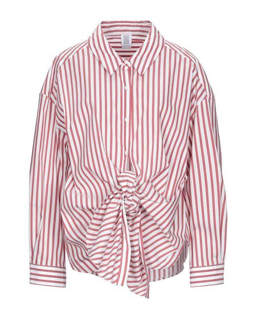 Chemise Rosie Assoulin en coloris Red