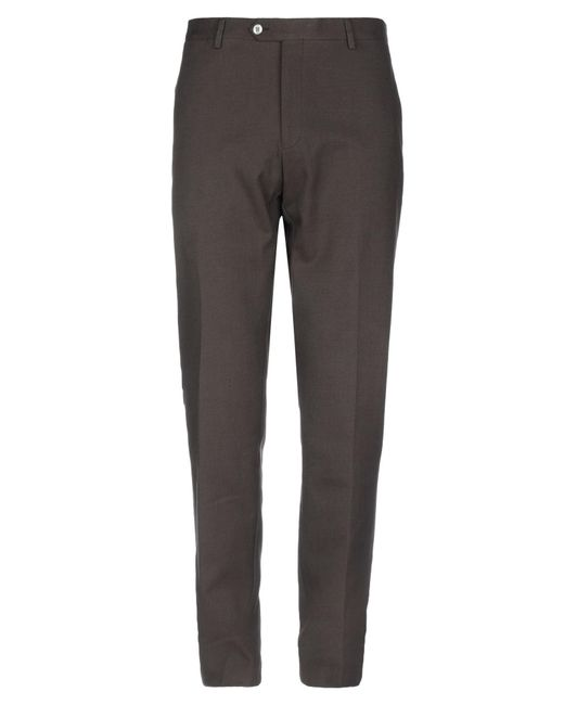 Tombolini Brown Casual Trouser for men