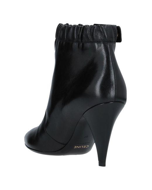 Stivaletti di Céline in Black