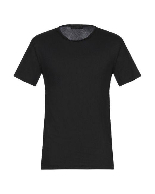 Athletic Vintage Black T-shirt for men