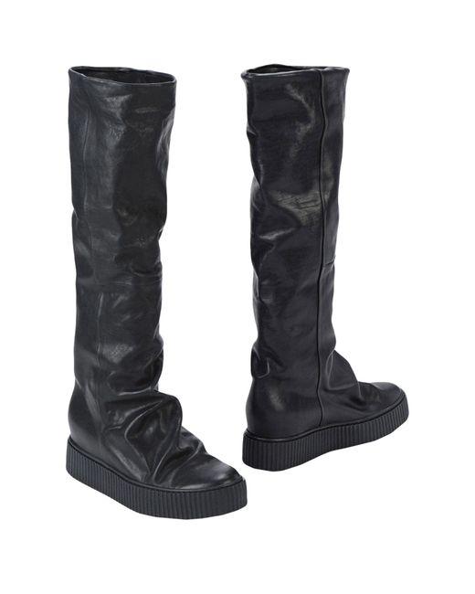 Pierre Darre' - Black Boots - Lyst