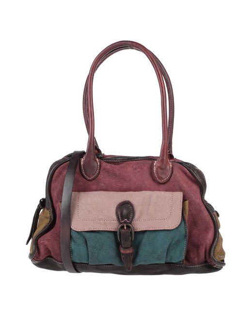 Caterina Lucchi Multicolor Handbag