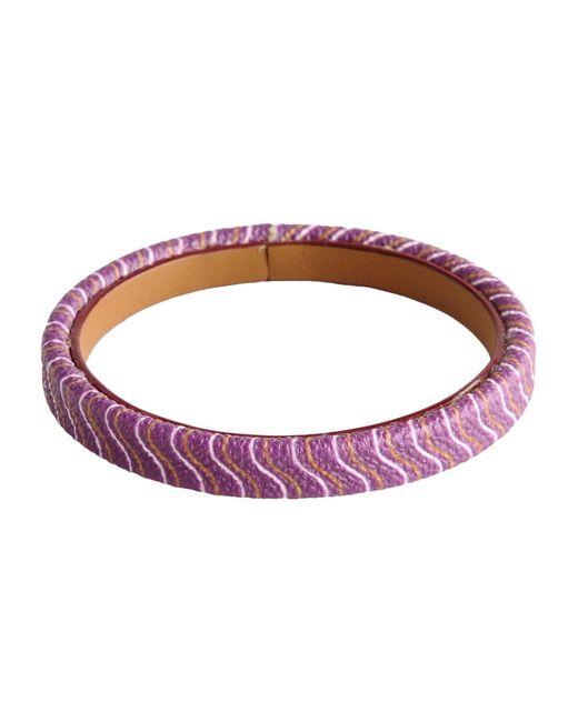 Zanellato - Purple Bracelet - Lyst