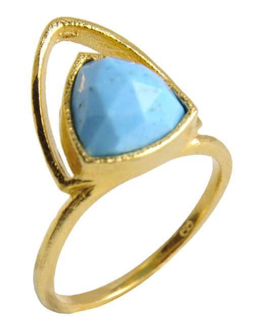 First People First - Blue Rings - Lyst