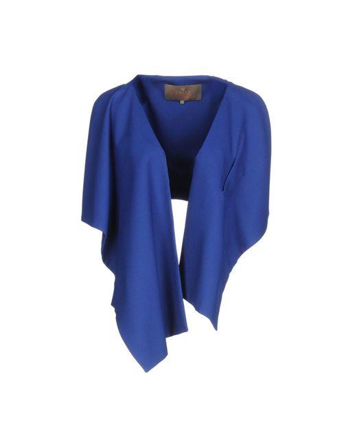 Space Style Concept - Blue Capes & Ponchos - Lyst